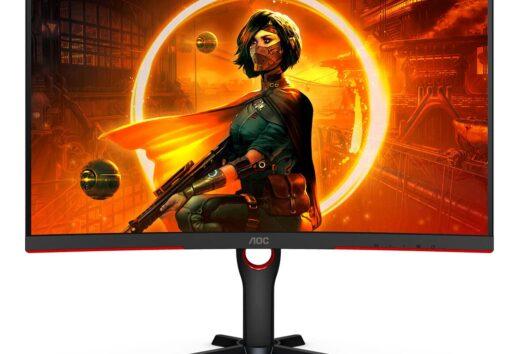 AOC presenta i nuovi monitori della serie G3