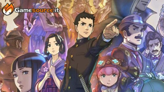 The Great Ace Attorney: Chronicles – Recensione