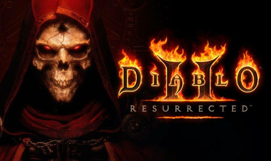 Diablo II Resurrected: un trailer per il Barbaro