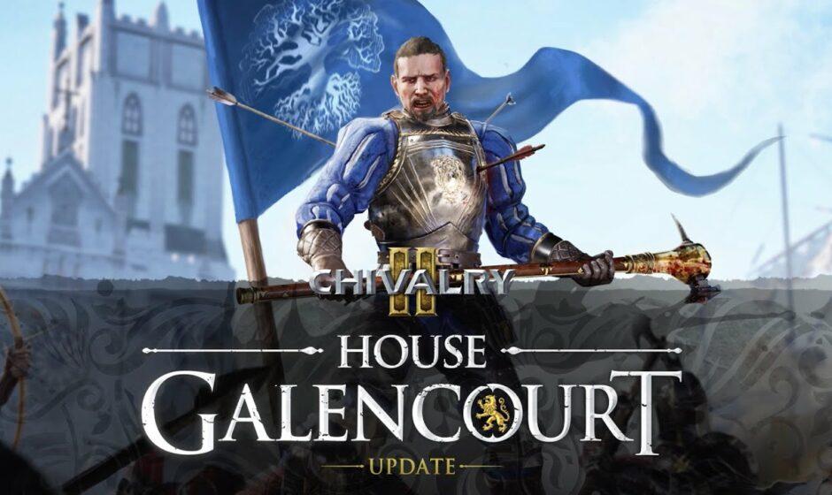 Chivalry 2: i contenuti di House Galencourt