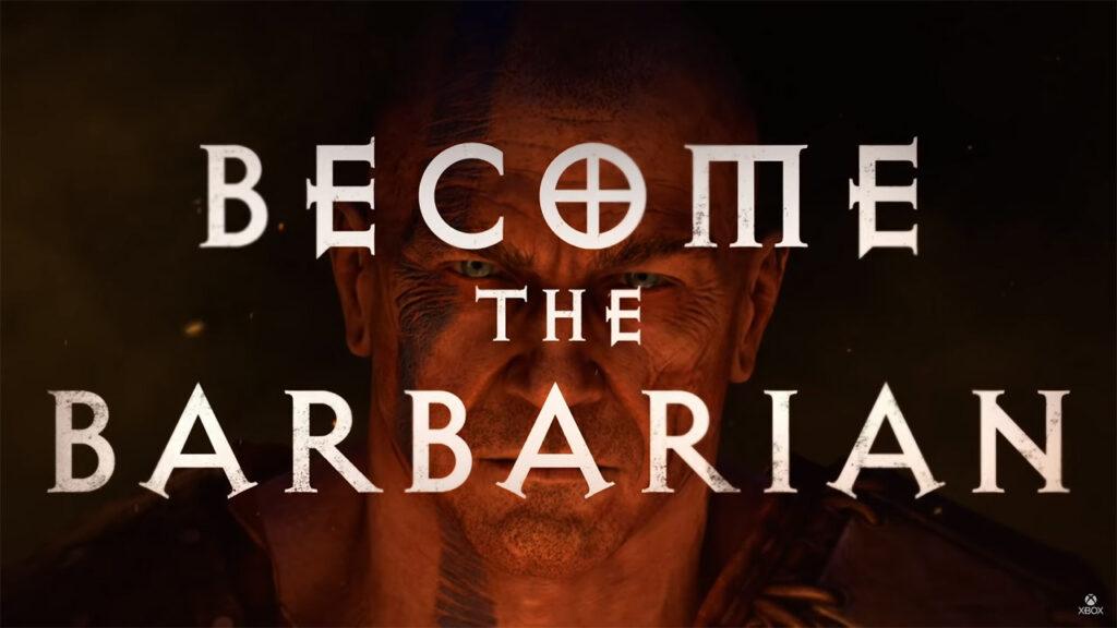 Diablo II Resurrected Barbaro