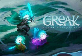 Greak: Memories of Azur - Recensione