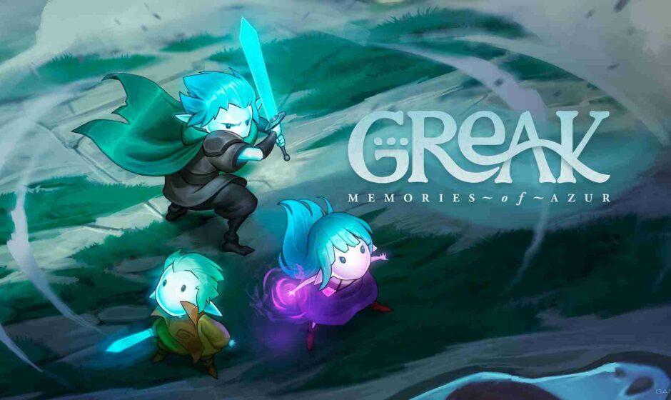 Greak: Memories of Azur - Lista Trofei