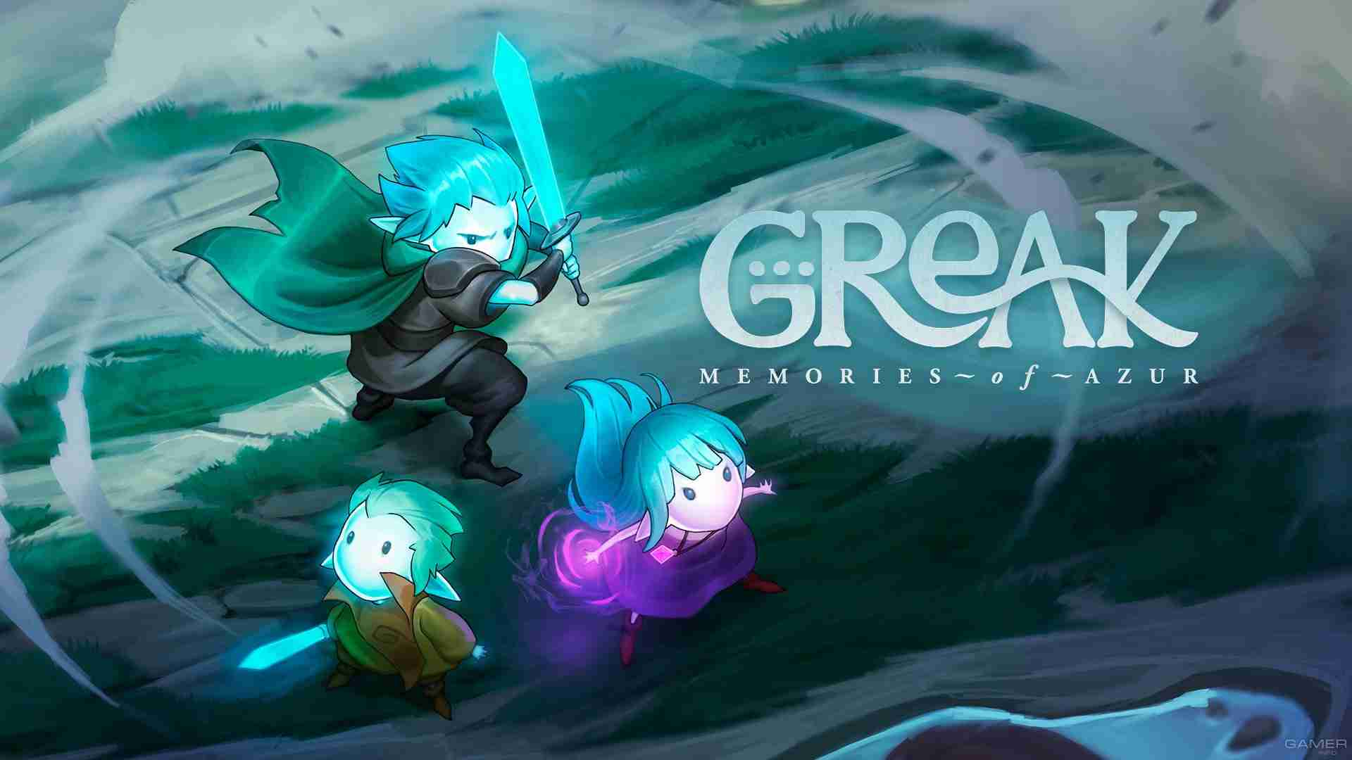 Greak: Memories of Azur – Recensione