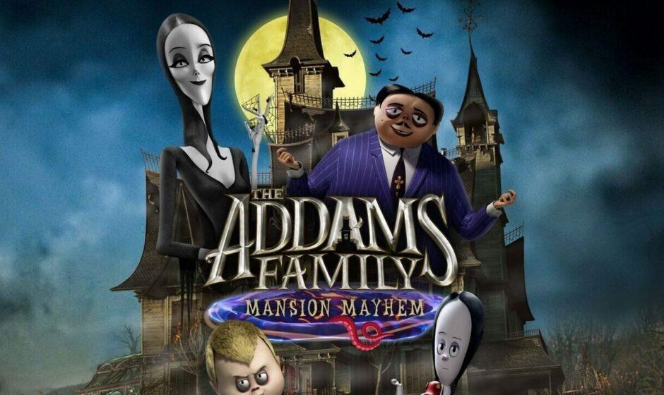 La Famiglia Addams: Caos in Casa: trailer di gioco