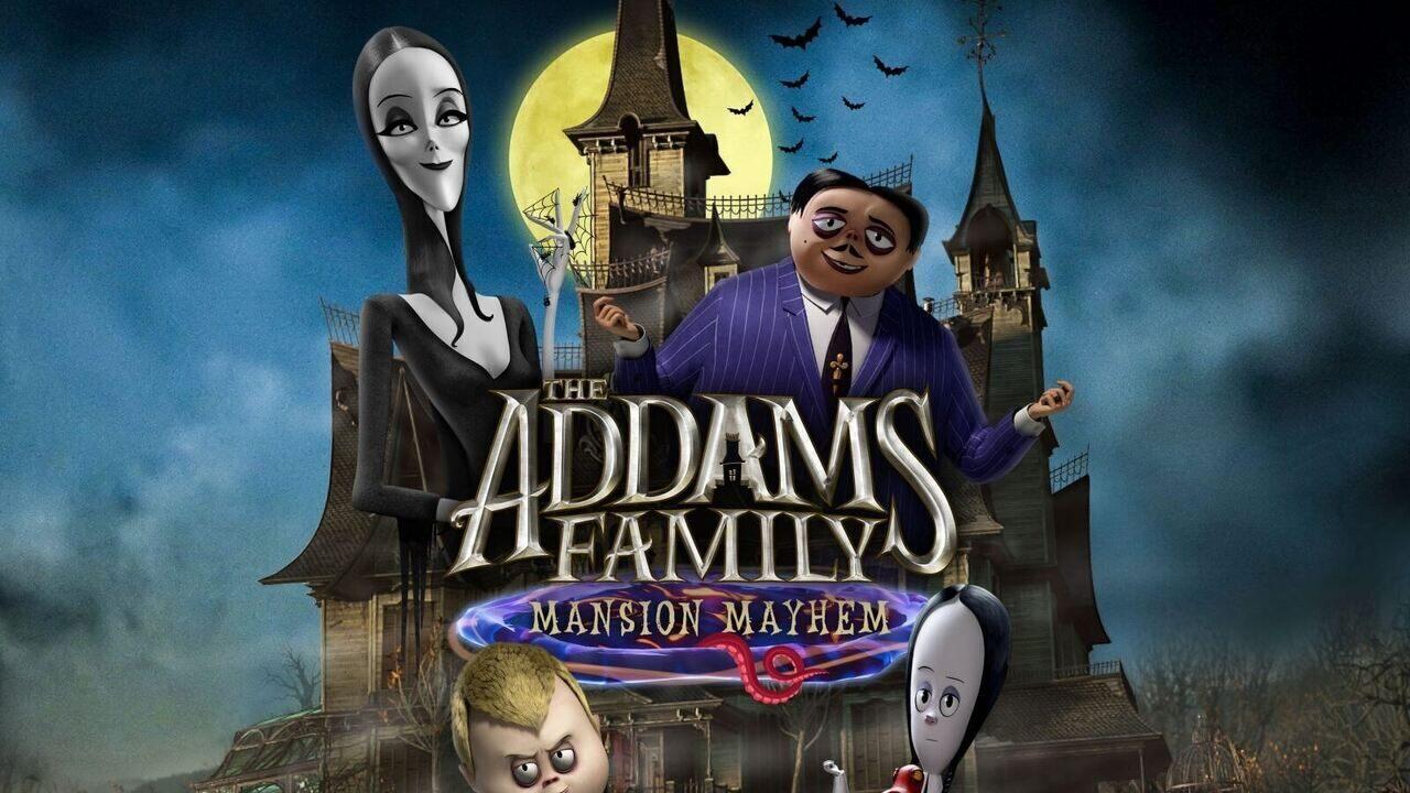 La Famiglia Addams Caos in Casa