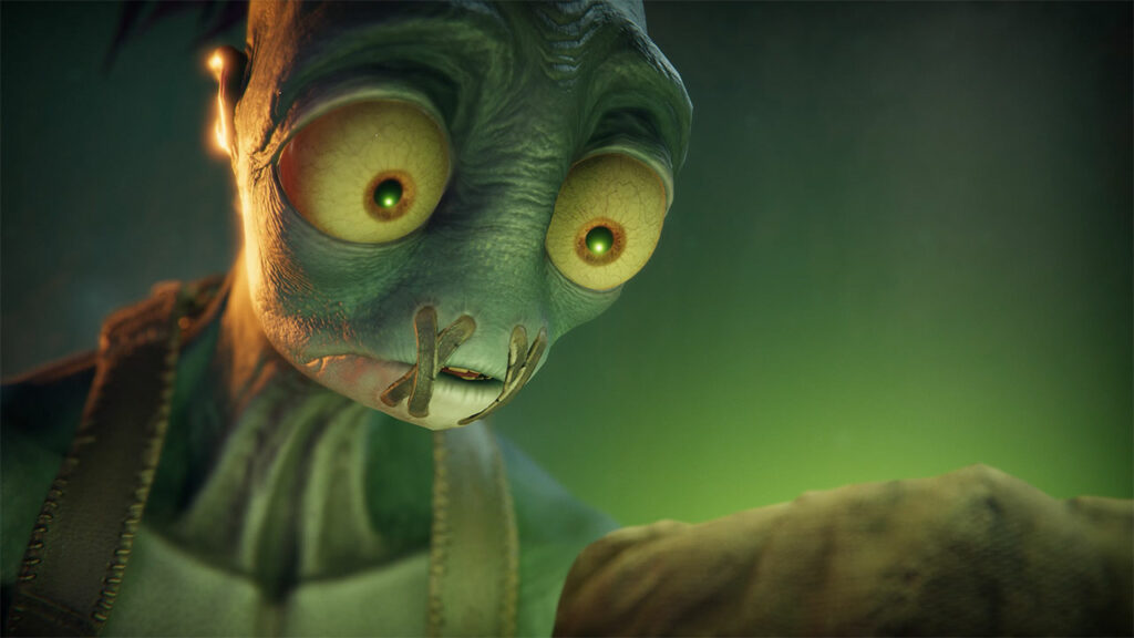 Oddworld: Soulstorm Xbox Reveal