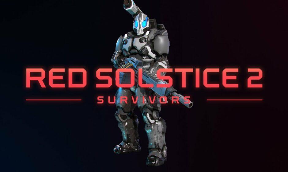 Red Solstice 2: Survivors: arriva lo Sterminatore