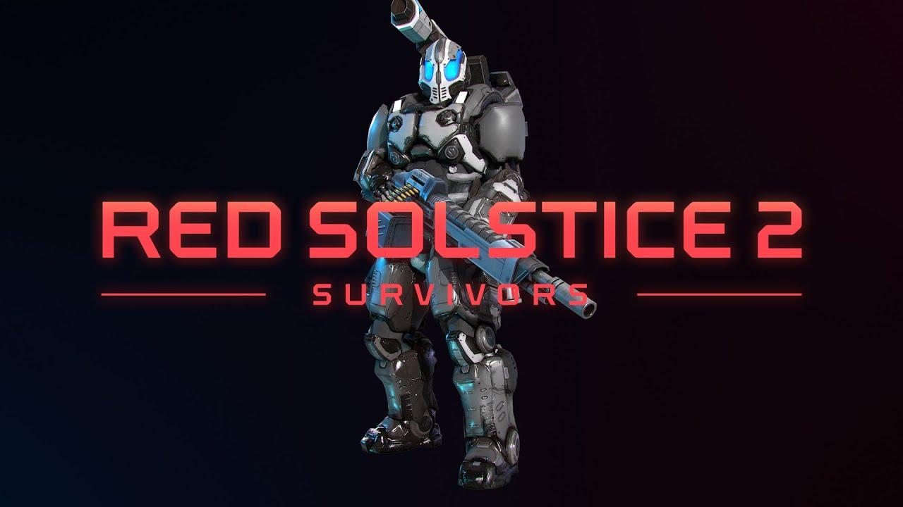 Red Solstice 2 Terminator
