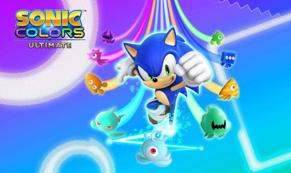Sonic Colours: Ultimate: nuovo video illustrativo