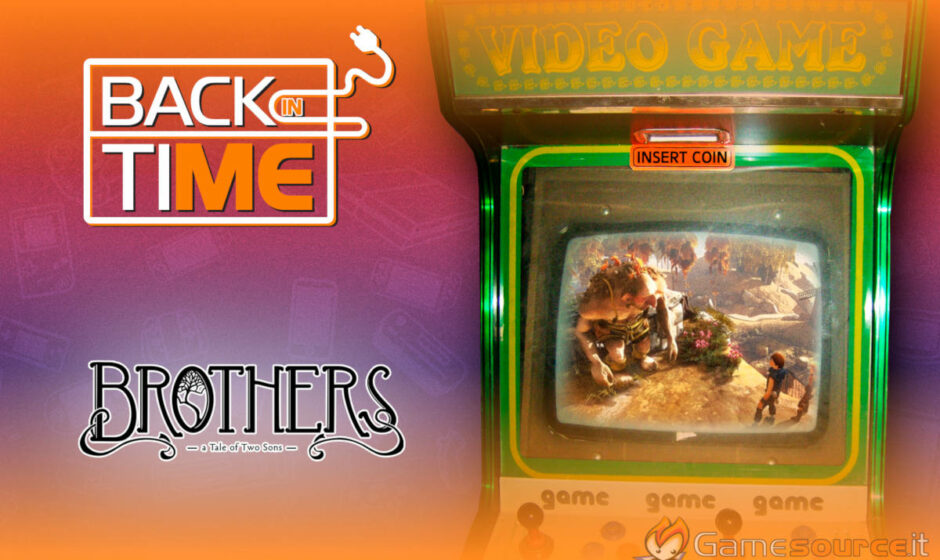 Back in Time - Brothers: A Tale of Two Sons