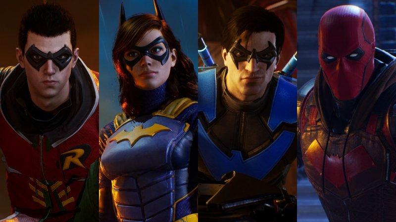 Gotham Knigths DC Fandome