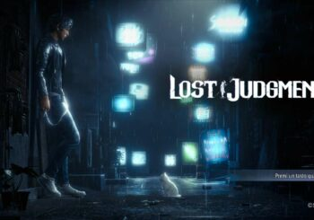 Lost Judgment - Recensione