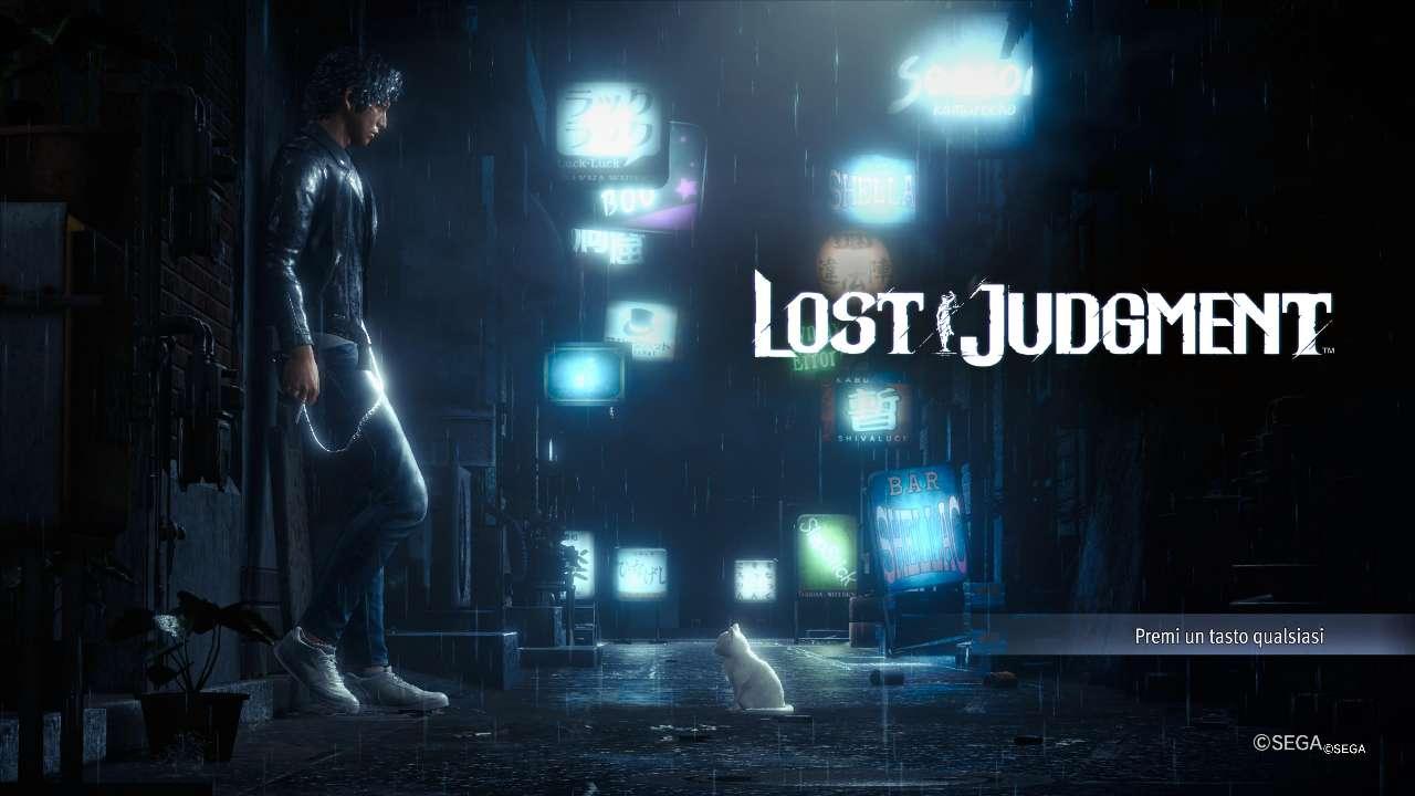 Lost Judgment – Recensione