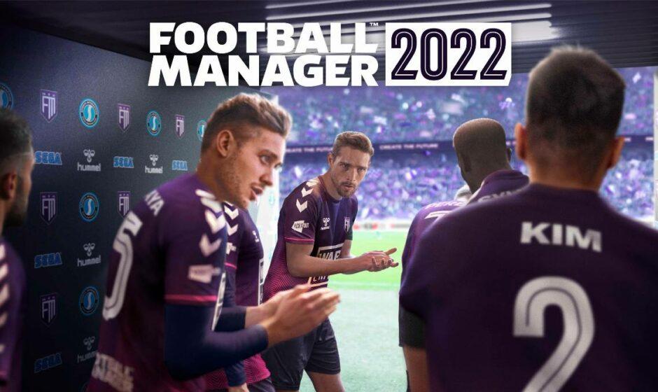 Football Manager 2022 disponibile al lancio su Game Pass