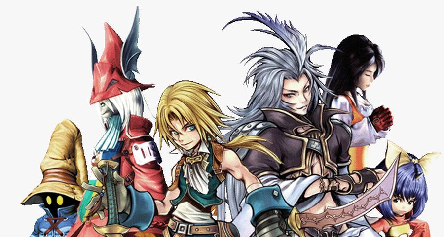 Final Fantasy IX Remake