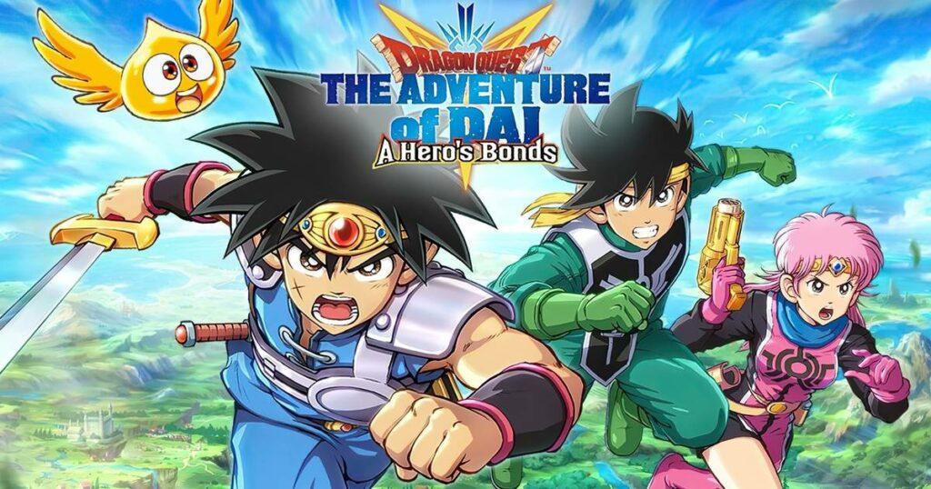Dragon Quest The Adventure of Dai