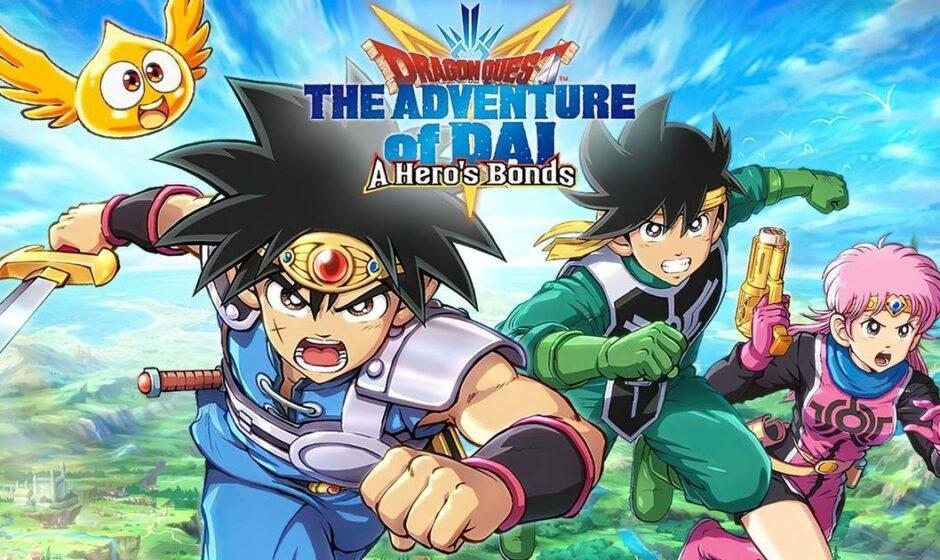 Dragon Quest The Adventure of Dai, svelata la data d'uscita