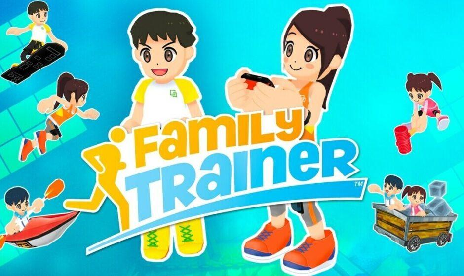 Family Trainer: trailer di lancio