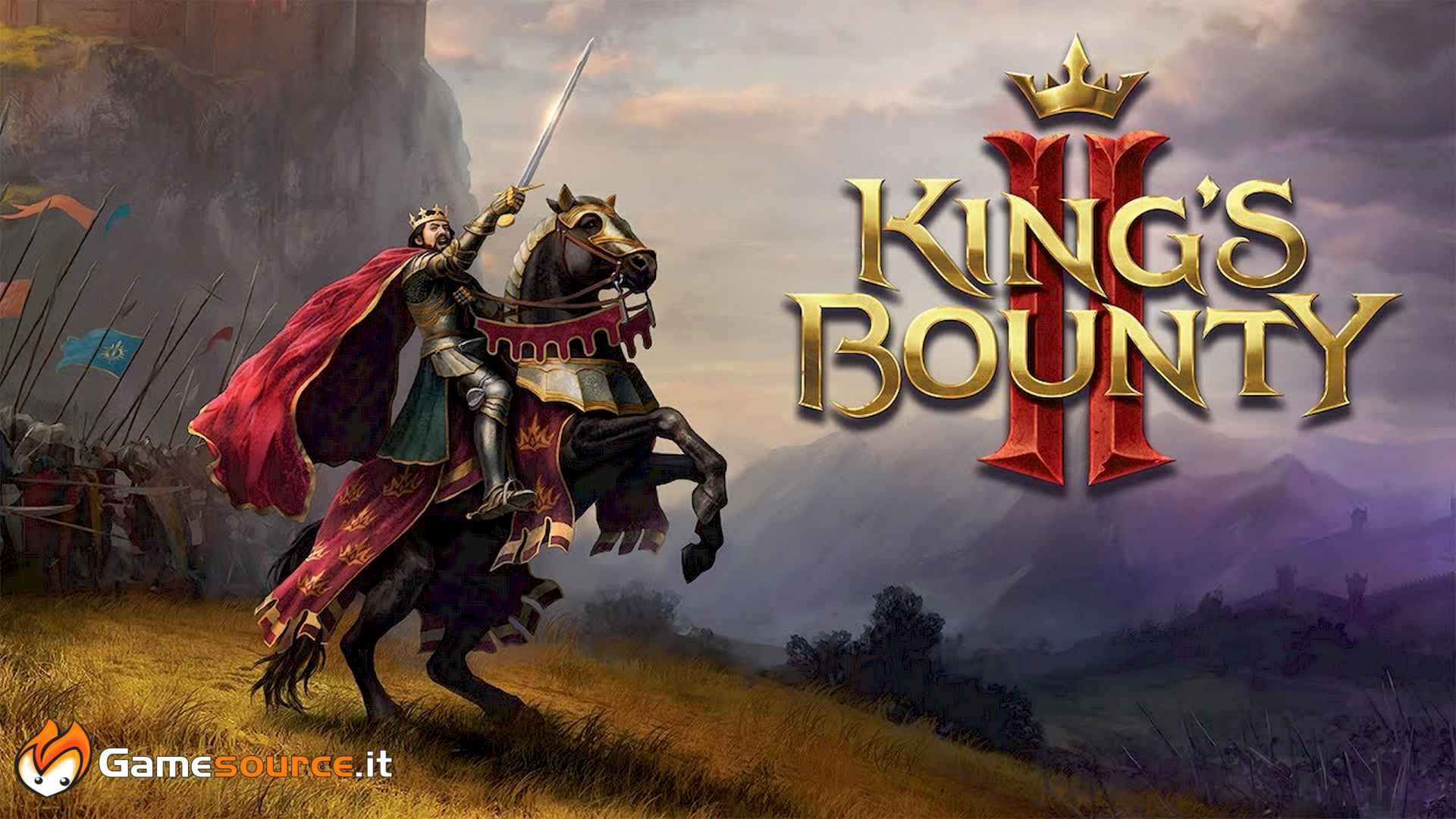 King's Bounty II – Recensione