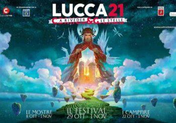 Lucca Comics & Games 2021, date e prezzo