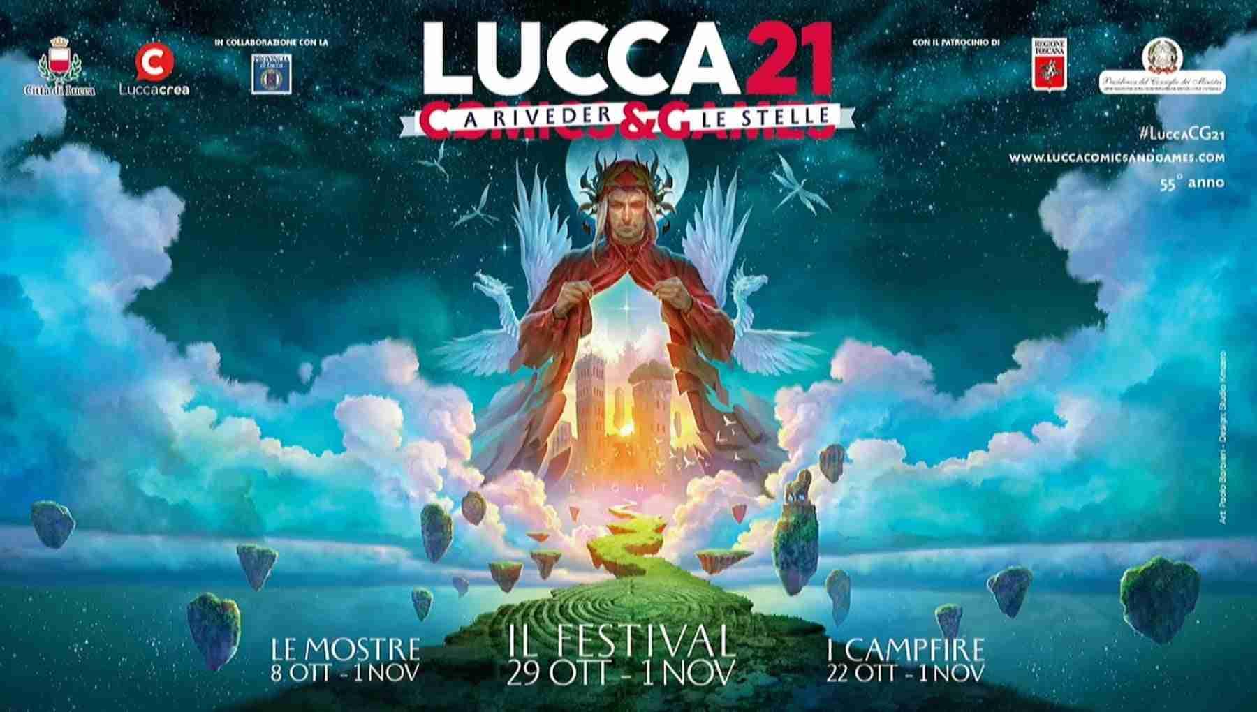 Lucca Comics & Games 2021