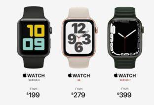 Apple Watch Series 7: finalmente svelato
