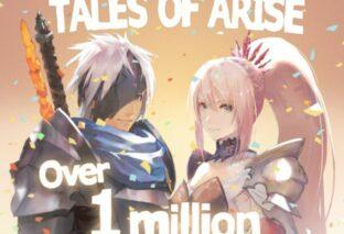 Tales of Arise supera il milione di copie vendute