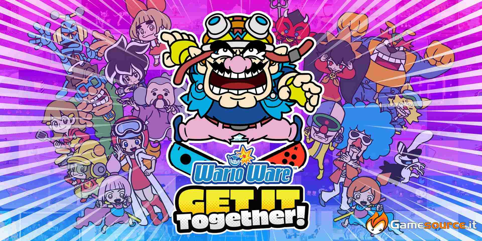 WarioWare: Get It Together! – Recensione