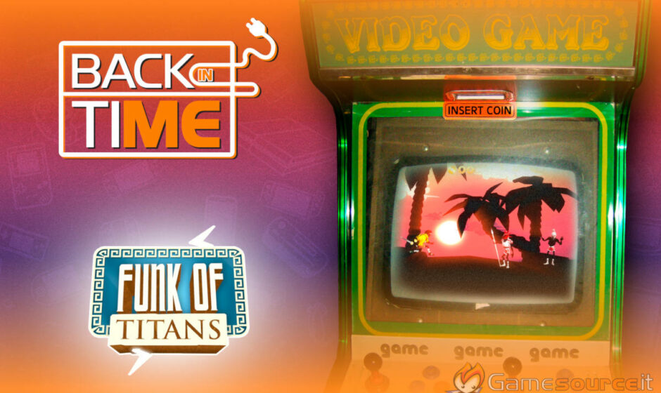 Back in Time - Funk of Titans