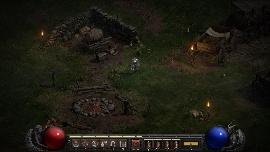Diablo II: Resurrected - Recensione