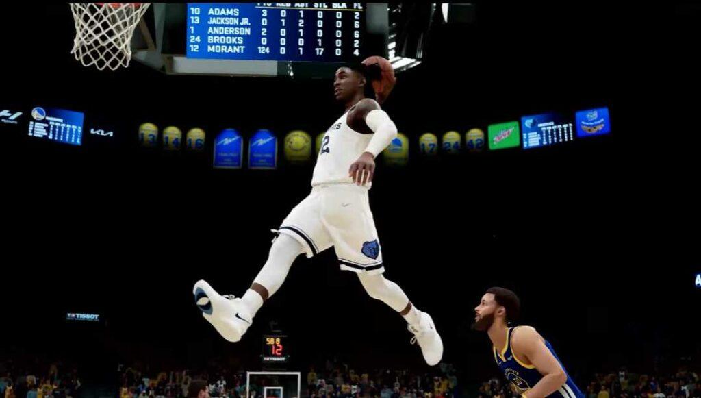 NBA 2K22 codici spogliatoio
