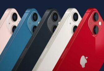 iPhone 13 e 13 Mini: caratteristiche e prezzo