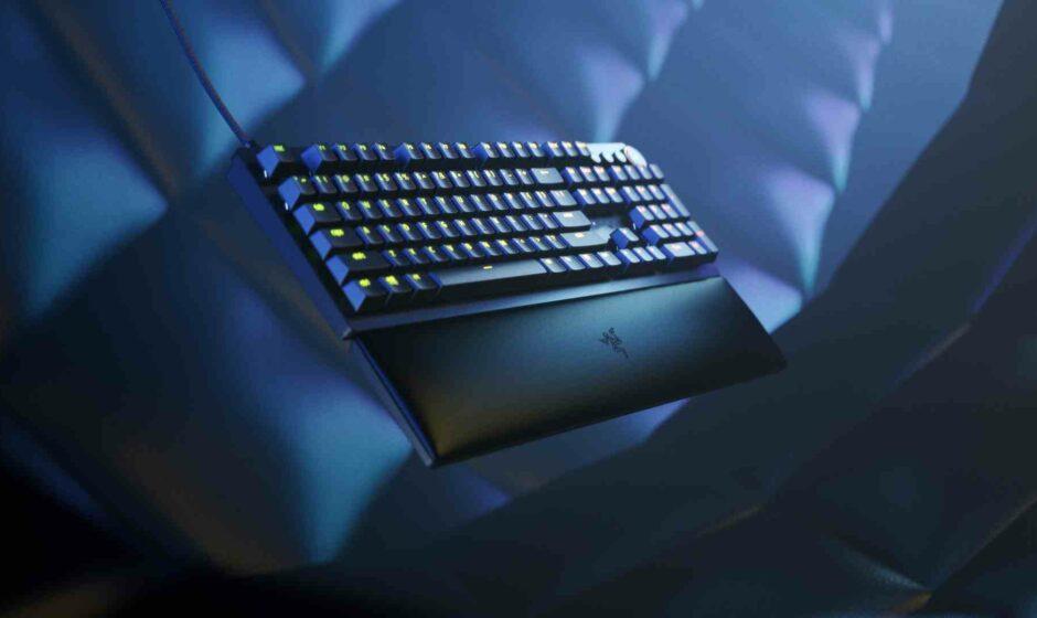 Razer Huntsman V2: ecco la nuova gamma di tastiere