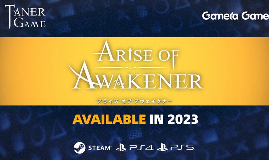 Arise of Awakener: annunciato per il 2023