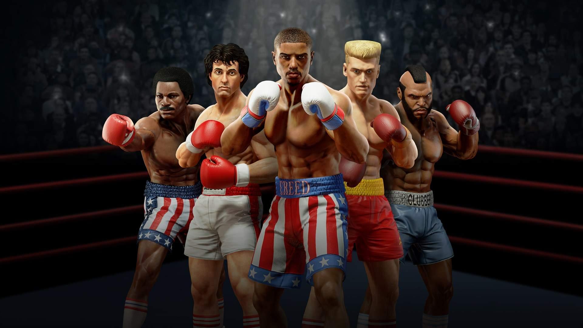 Big Rumble Boxing: Creed Champions – Recensione