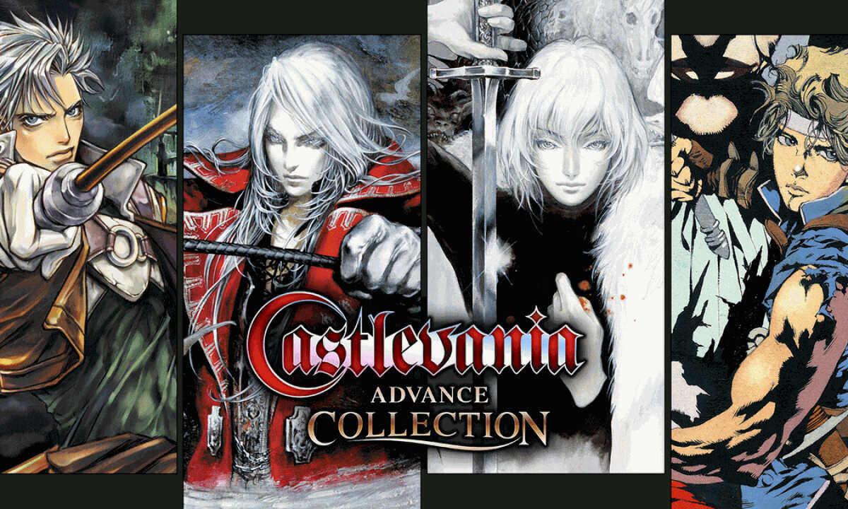 Castlevania Advance Collection – Recensione
