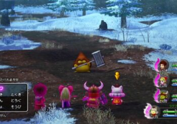 Dragon Quest X Offline, primo video gameplay