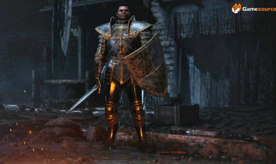 Diablo II: Resurrected – Il Paladino