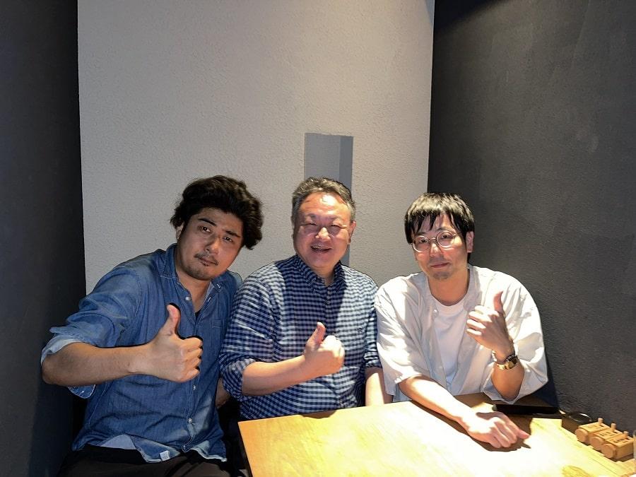 Team Ninja Masaaki Yamagiwa Shuhei Yoshida