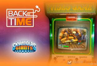 Back in Time - Skylanders: Giants