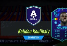 FIFA 22: Koulibaly è il primo POTM della Serie A!